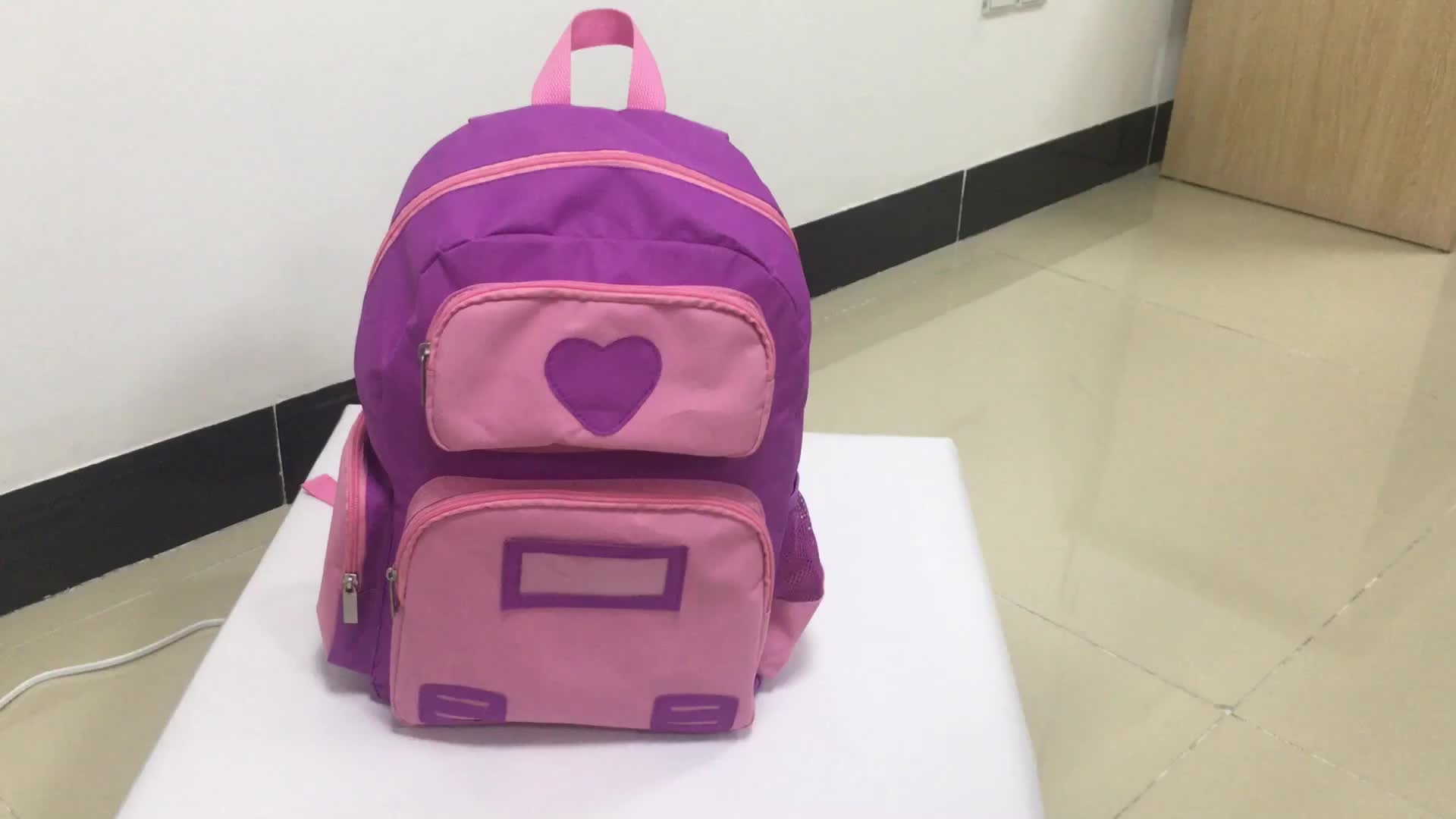 Fashion Cute High Class Student School Bag For Teens