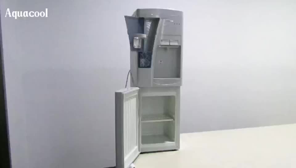 R134a compressor cooling high efficiency stand model water dispenser