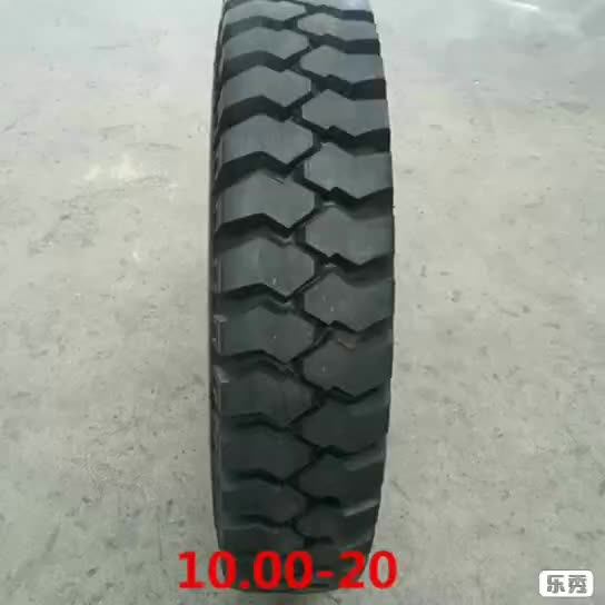 Chinese manufacturer 10.00-20 truck tires mine truck trailer bias 1000r20 tires