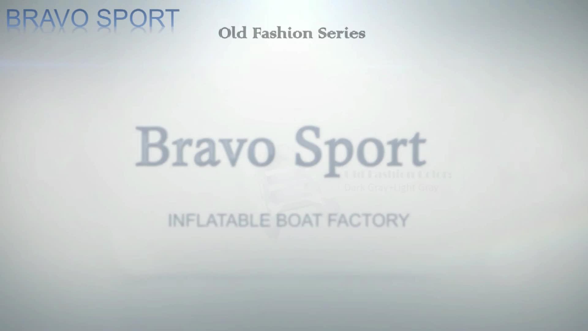 Barco inflável do assoalho de alumínio inflável rígido do barco do Pvc para a venda