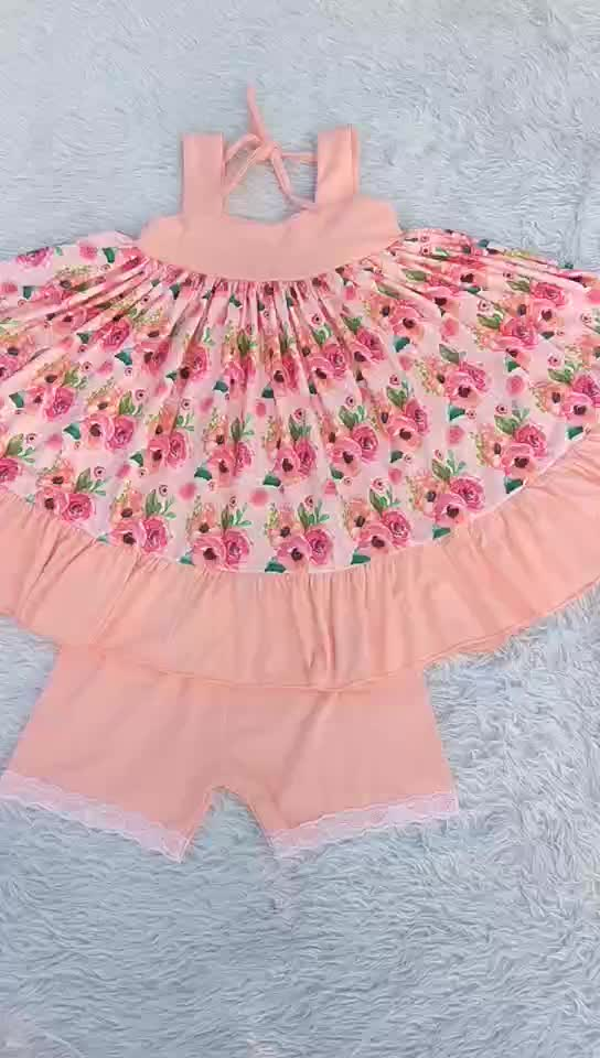 baby clothes 0-12 Years old girl wholesale clothes  children back to school outfit Children Age Group clothing