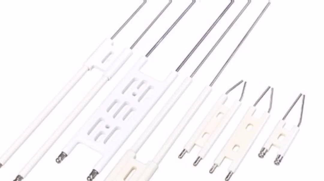 Elektrode zündkerze keramik zünder funken zünder