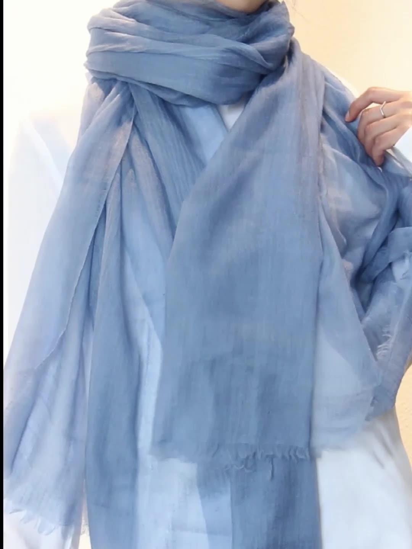 Fashion Soft Winter Scarf 100% Cashmere Women Scarf Shawls