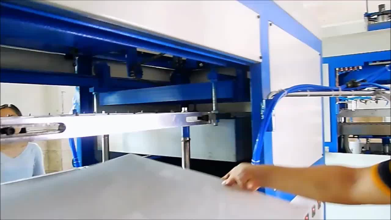 Thermoformers and blister forming machines