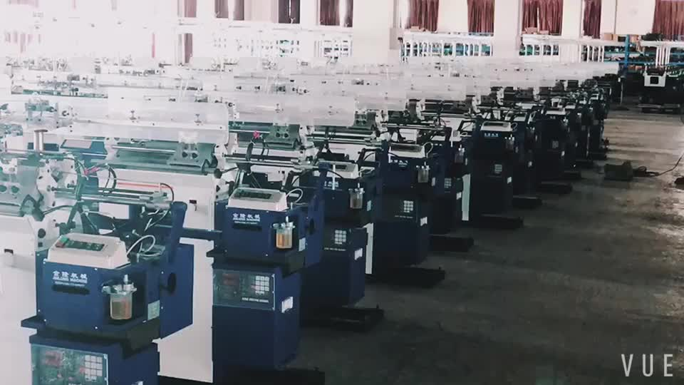 Hot Selling Fashionable Computer Machine, Widely Used Computerized Glove Knitting Machine