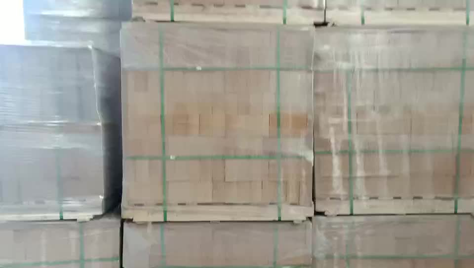 High Quality Refractory Fire Clay Brick For Blast Furnaces