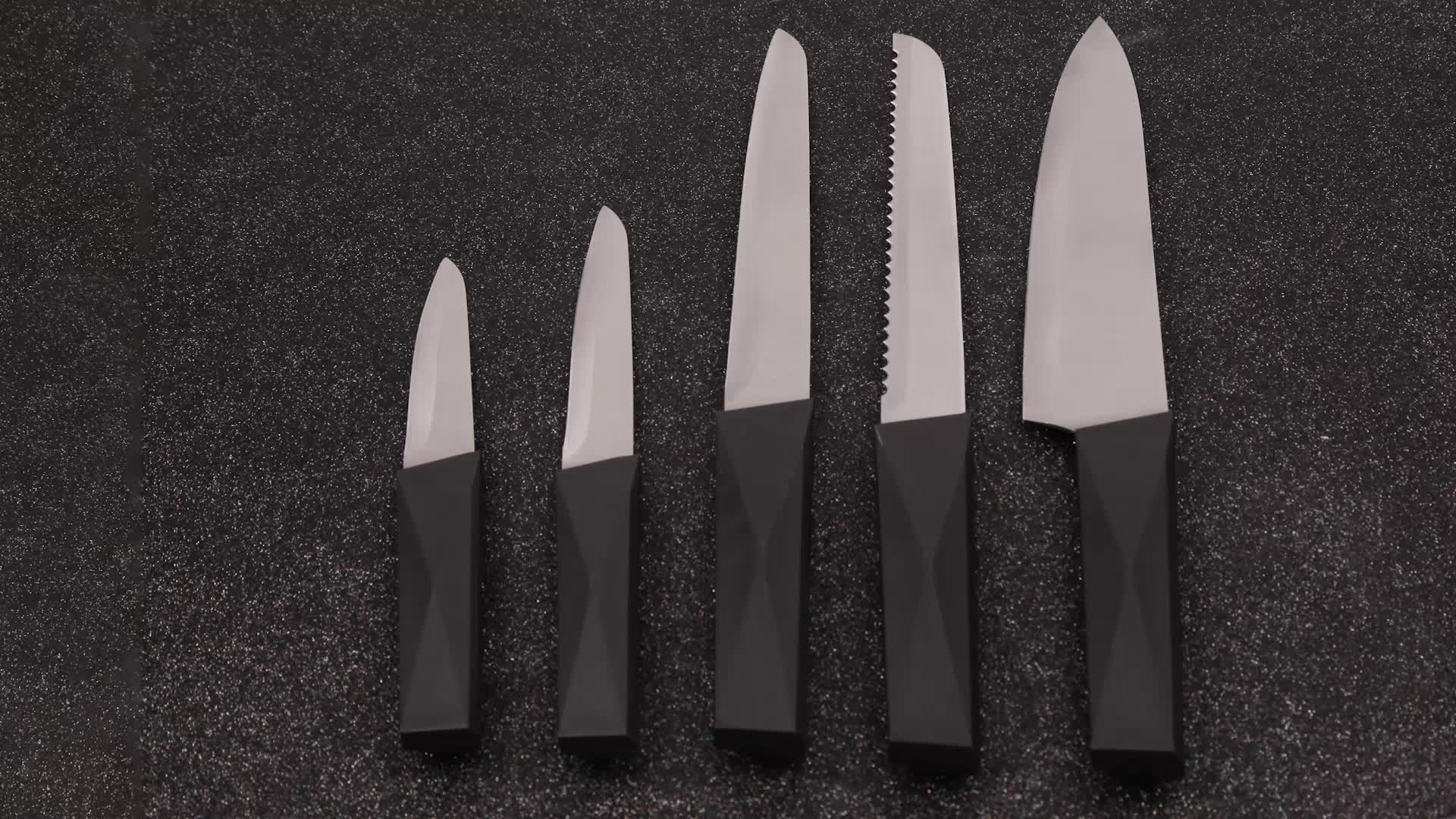 पीपी संभाल रंगीन महाराज चाकू