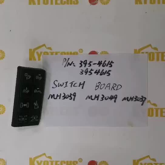 395-4615 3954615 SWITCH BOARD FOR MH3059 MH3049 MH3037