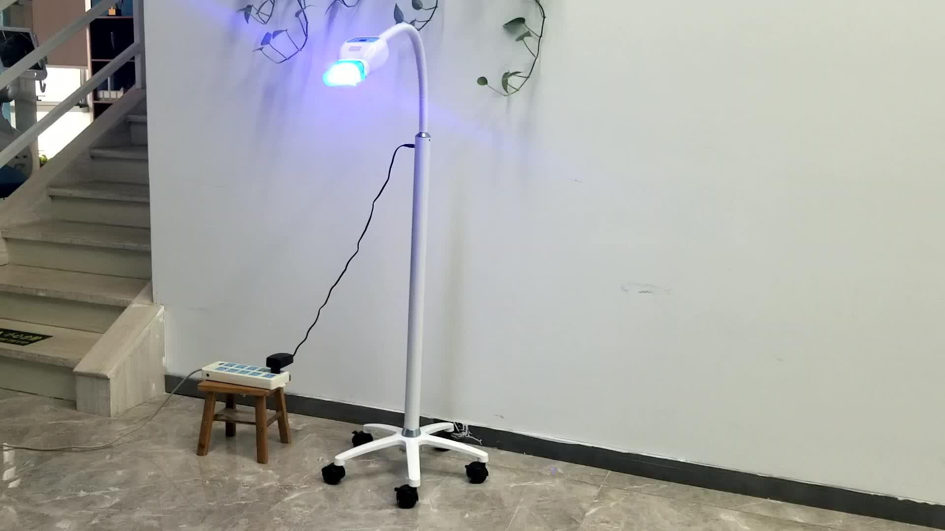 LK-E41B LED Teeth Whitening Bleaching Lamp Machine