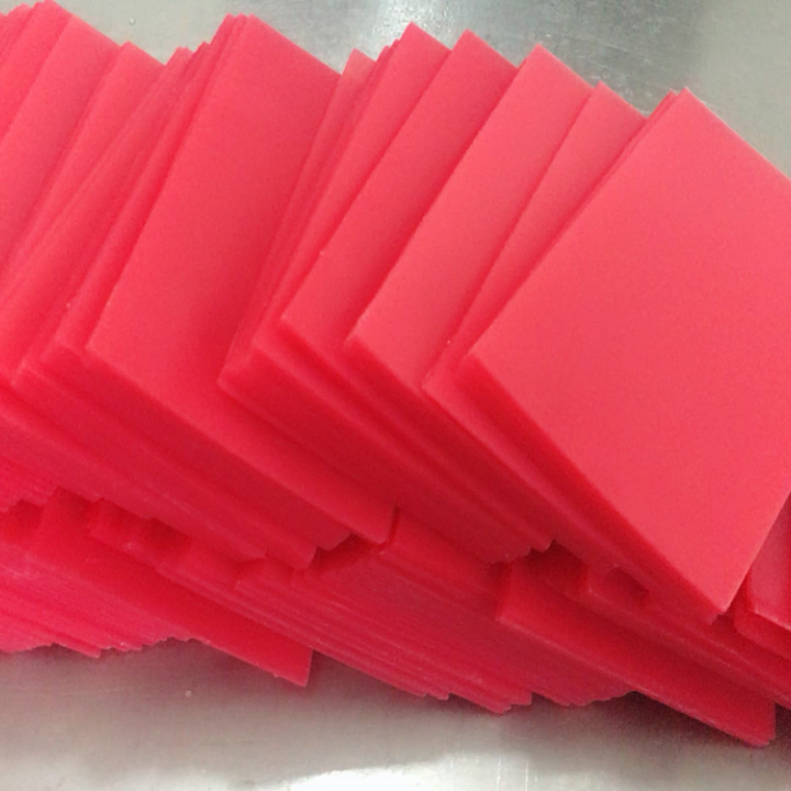 Red Base Plate Wax Modelling Wax Dental Laboratory Material