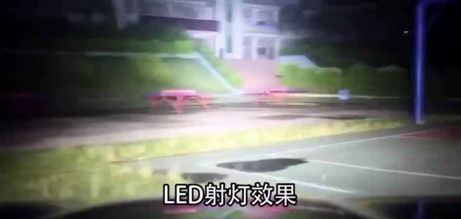 4d ip67 car accessories led driving light