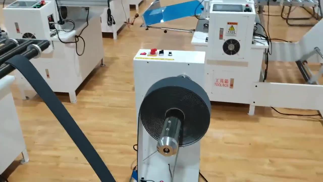 التلقائي الكهربائية موتور ماكينة اللف