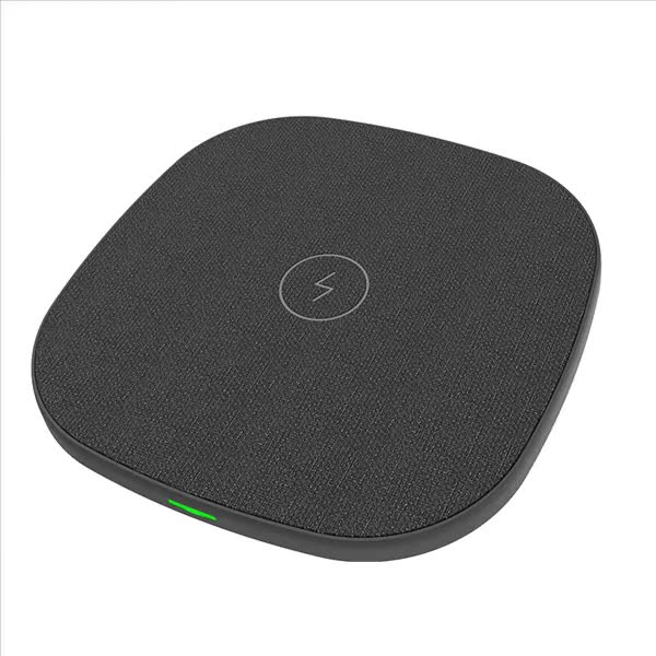Hot new products mini wireless charger 10w led light high quality for cellphone smart