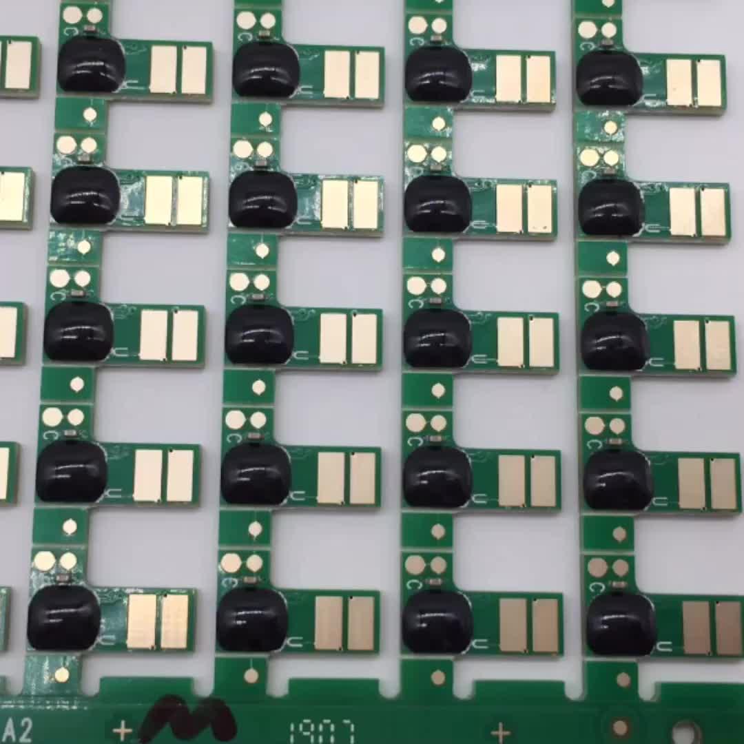 Compatibile CF217A 217A 17A circuito integrato della cartuccia per hp laserjet Pro M102A di reset circuiti integrati del toner