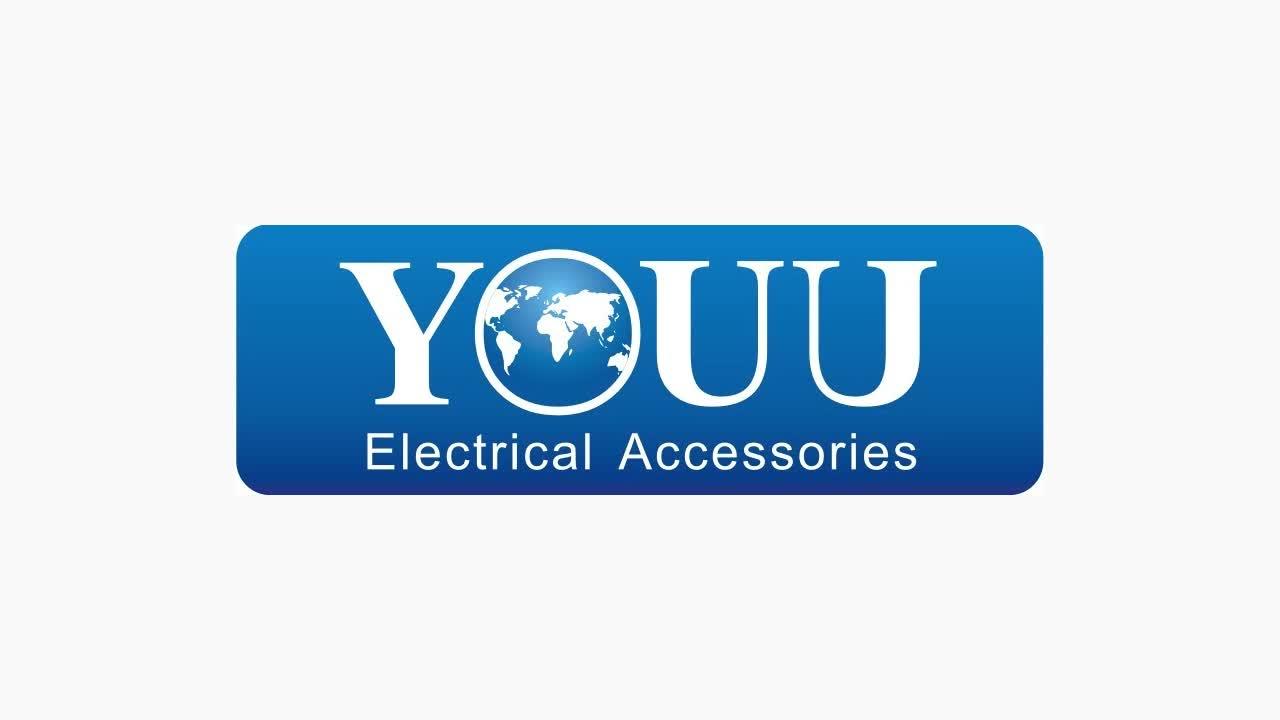 YOUU 케이블 접속 상자 접합 상자 1 방향 JB1-20 PVC 파이프 피팅 호주 접합 상자