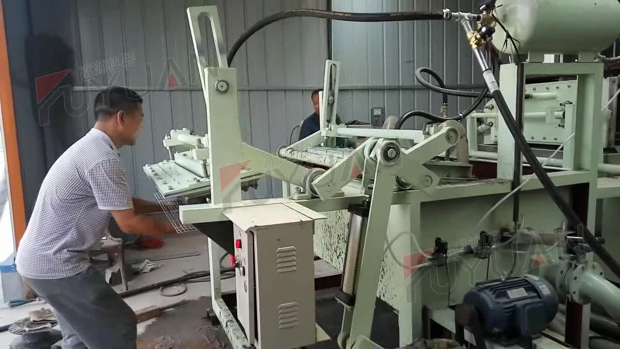 Waste paper pulp molding egg tray forming machines egg tray making machine