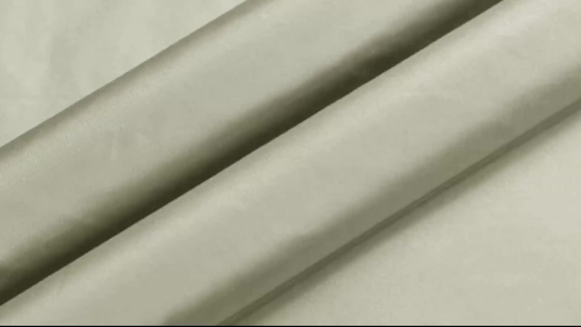 부드러운 우아한 100% 실크 일반 염색 실크 태 피터 원단 웨딩 침구 이불 베개