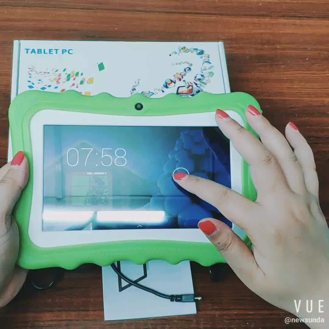 Amazon TOP Seller 2018 mid tablet wifi Allwinner a13 1.2ghz Android Tablet for Kids Child Tablet