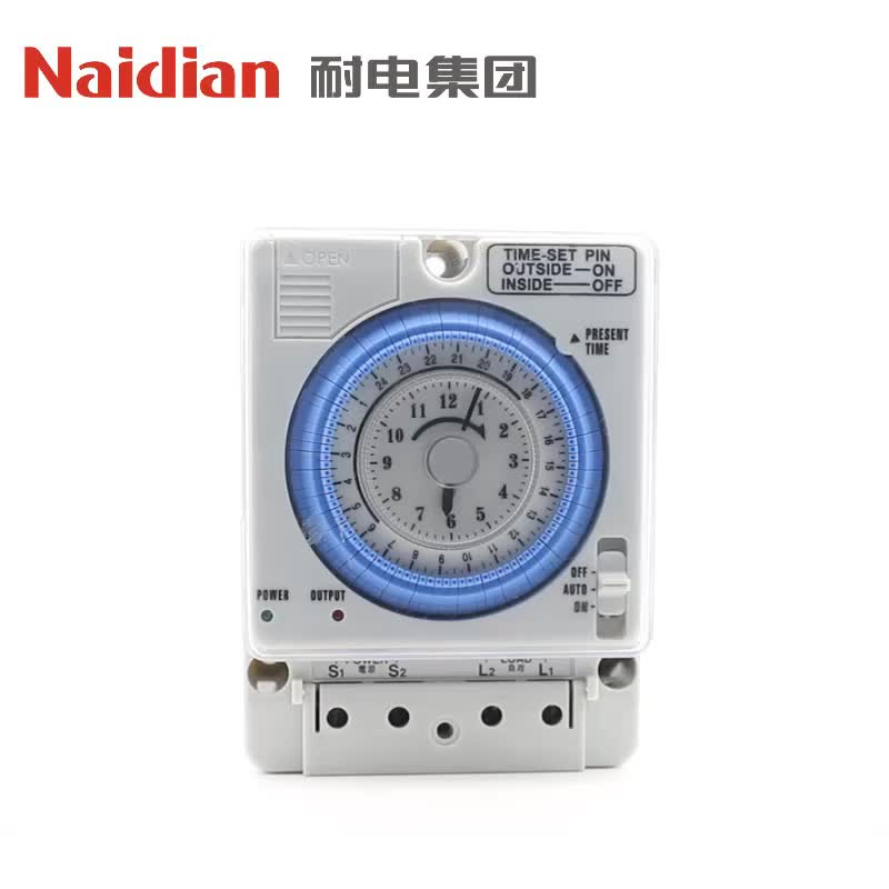 Naidian TB388 Mechanical Time Switch is suit for water heater