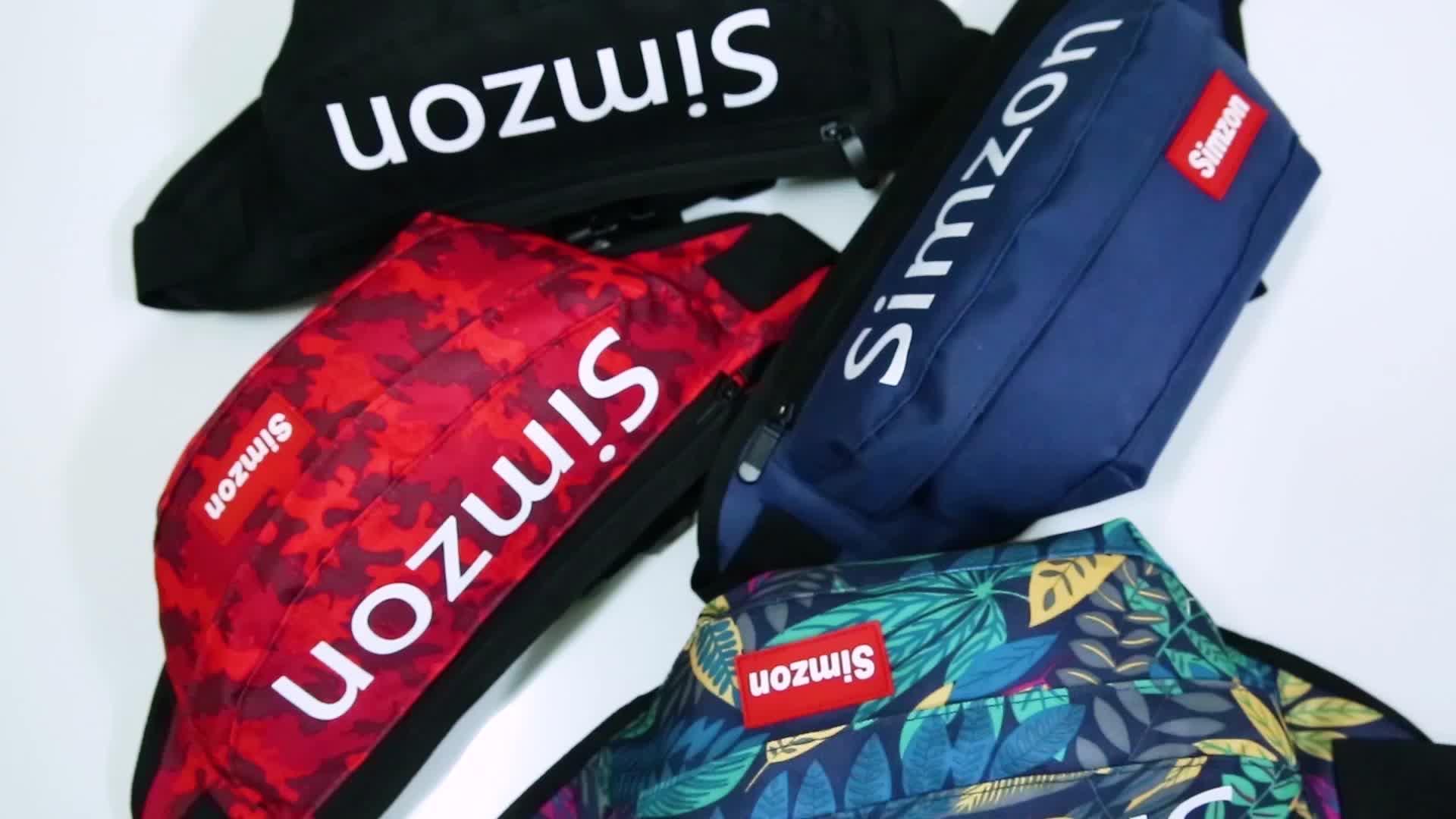आउटडोर खेल निविड़ अंधकार शुष्क बेल्ट छाती बैग पुरुषों बच्चों के लिए मजेदार पैक महिला फैशन कमर बैग महिलाओं पिछाड़ी पैक