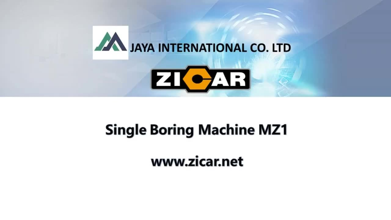 ZICAR Star production Multi-boring machine for woodworking wood drilling for sale MZ1