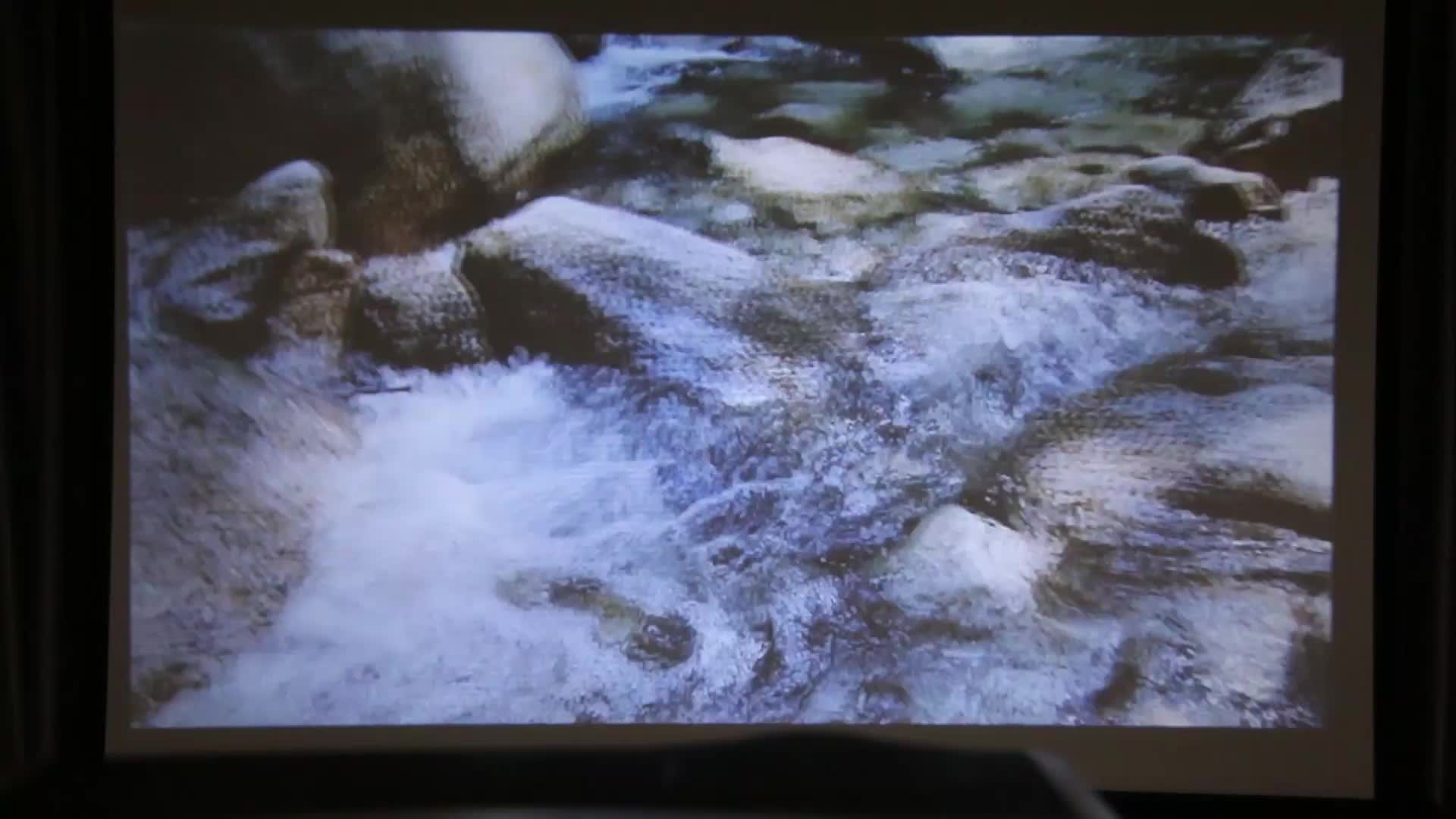 EUG X99 LED Video Projektor für Heimkino Theater TV Laptop