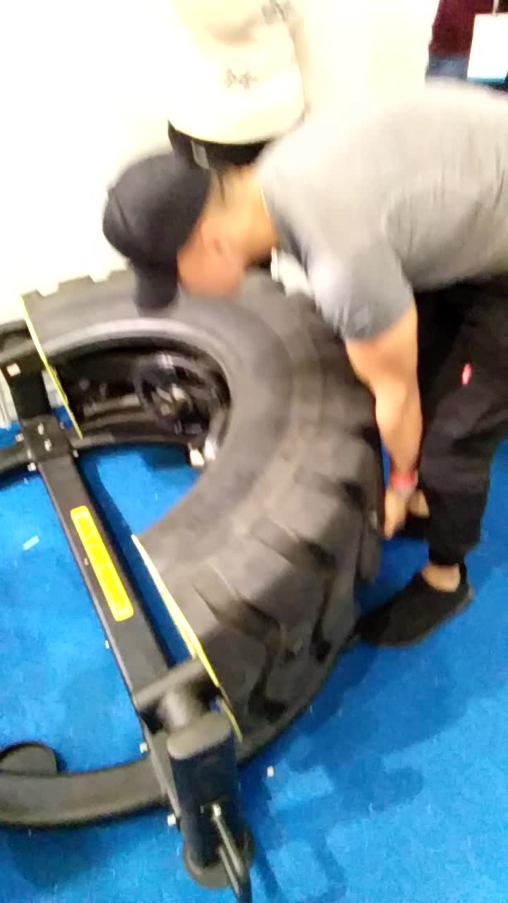 New Tire  Gym Fitness Tire Flip Machine with competitive price