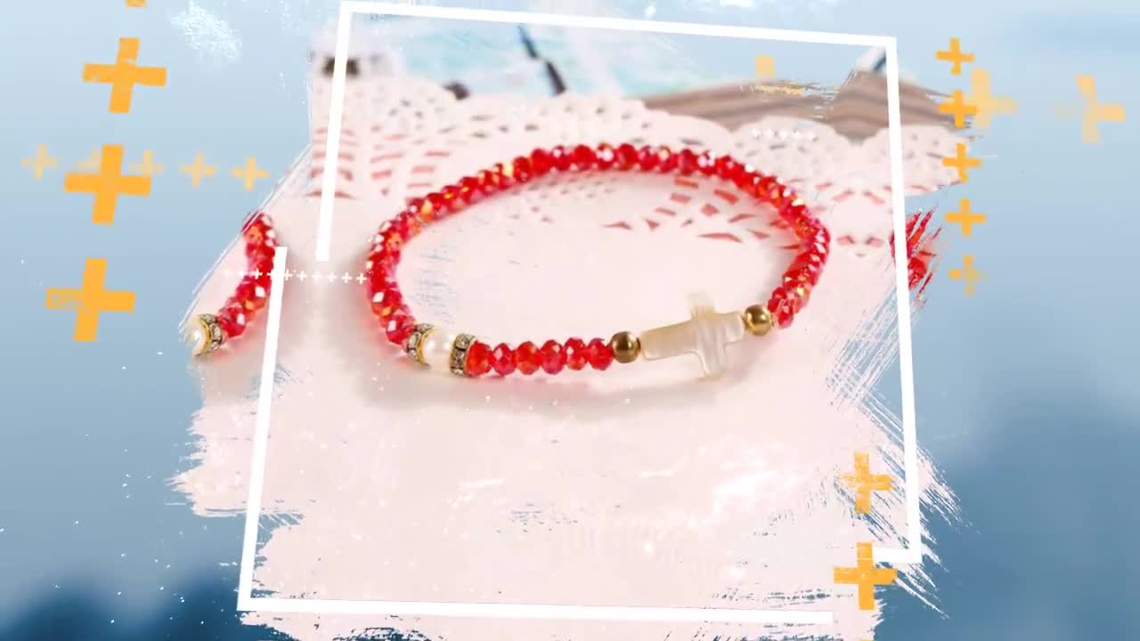 Beads Crystal Beads For Jewelry Making Bangle Bracelet