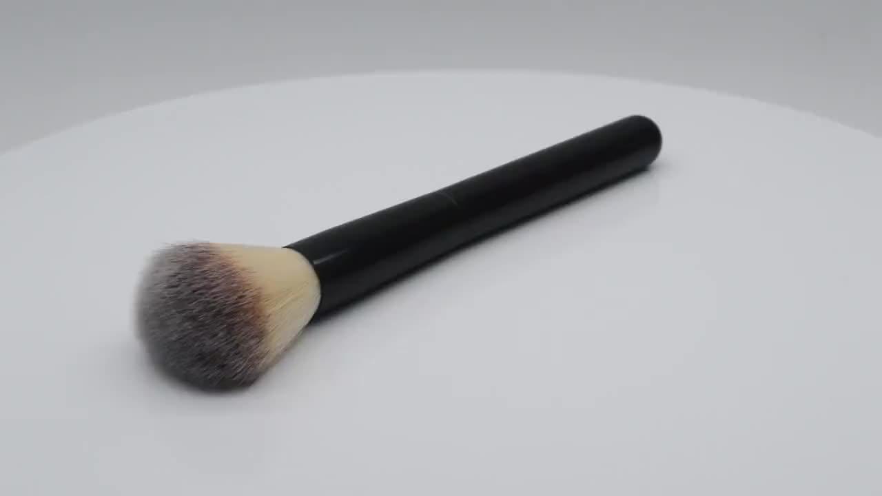 Yaeshii Face Cosmetic Synthetic Hair Blusher Single Makeup Powder Brush