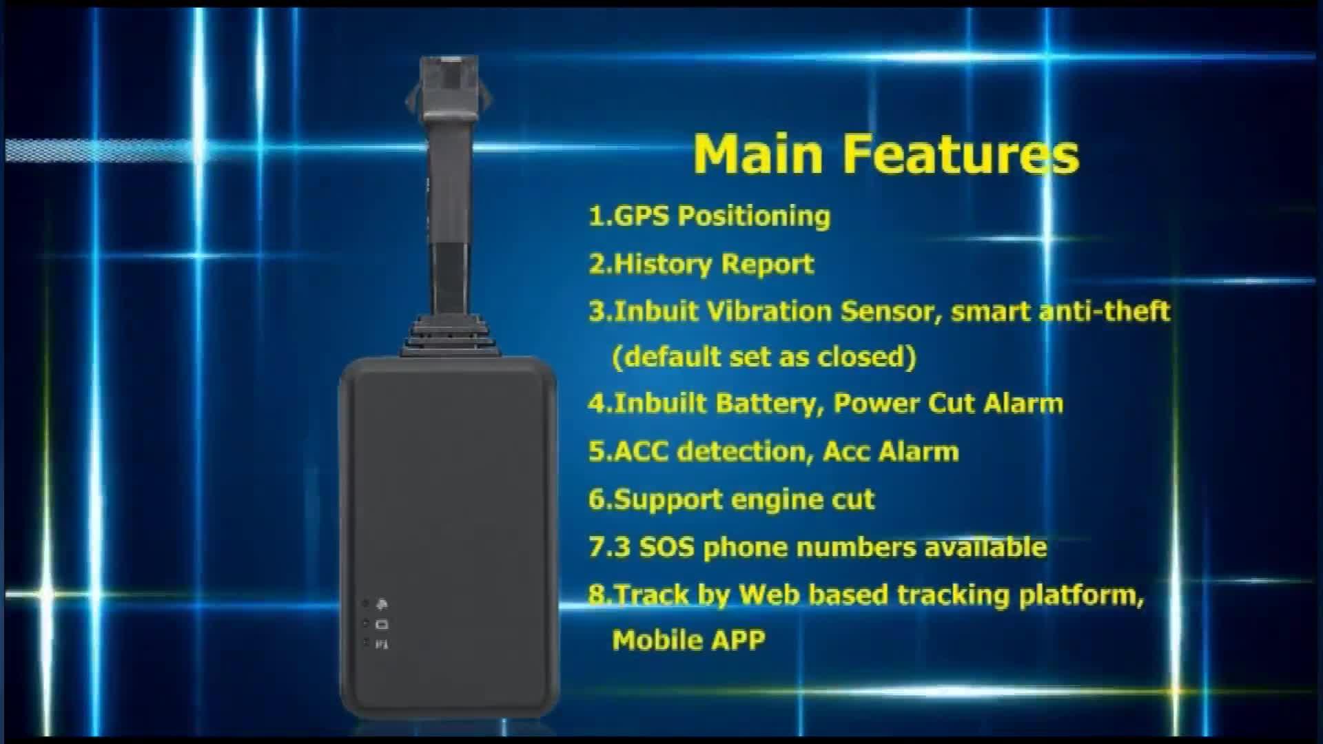 安い防水グローバルトラッキングデバイス sim カード自転車 motocycls GPS トラッカーと警報システム