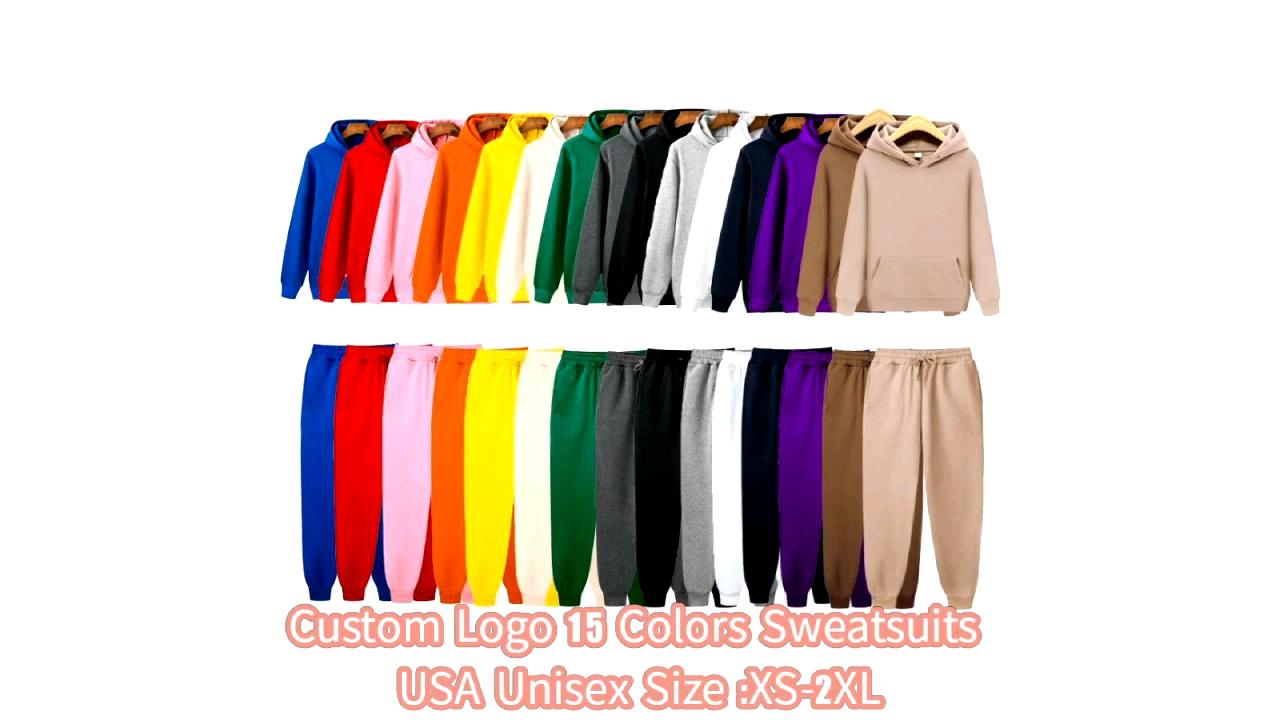 Custom sweats sweatpants unisex printed pink blank women track pants Wholesale Grey jogging pants plain fleece black joggers men