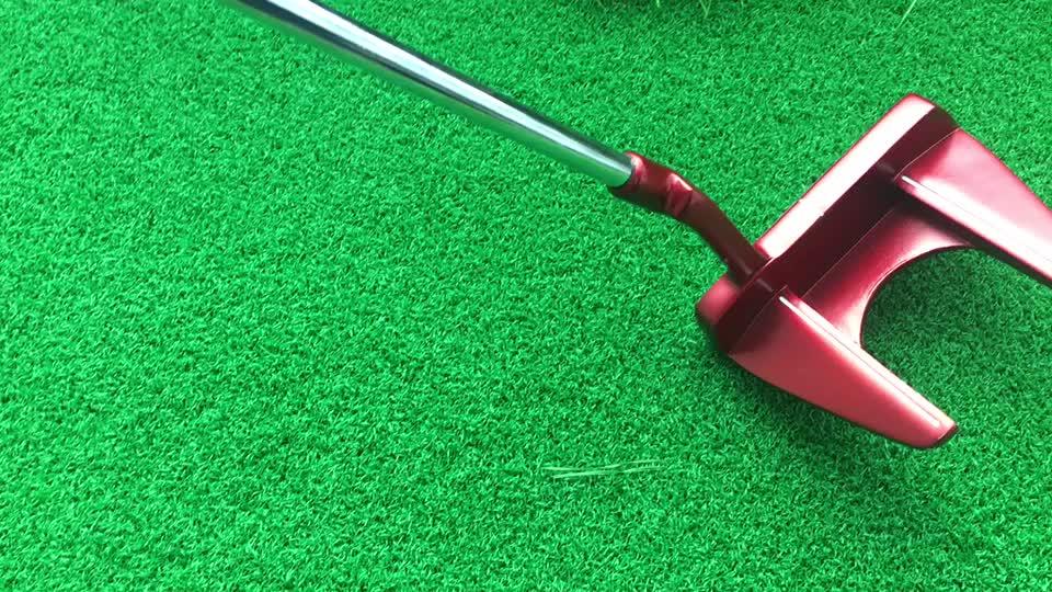 MAZEL स्पॉट टूर GS3 पुरुषों की गोल्फ धीरे से काम करना सिर को कवर के साथ, सही हाथ कस्टम इनडोर गोल्फ क्लब धीरे से काम करना