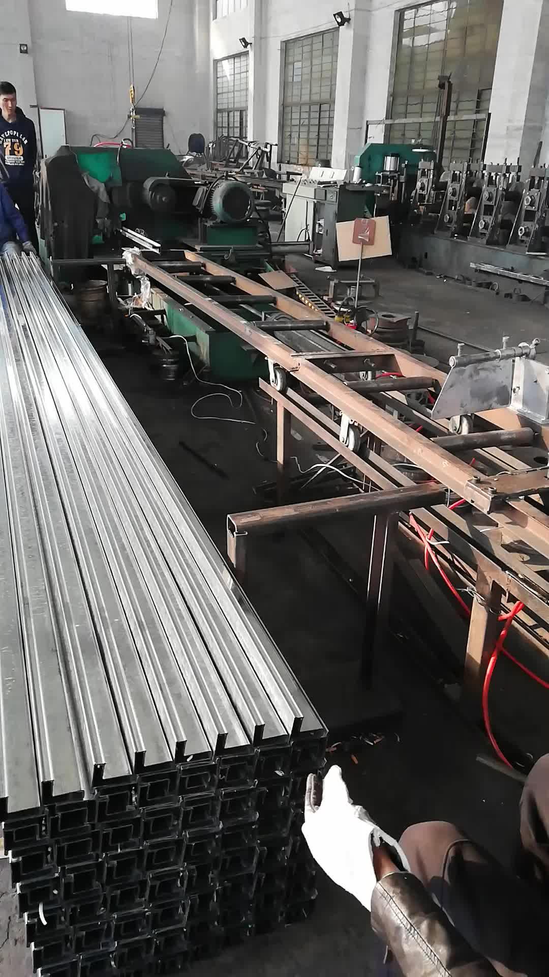 XAK PV Support Metal Bracket Steel Strut C Channel