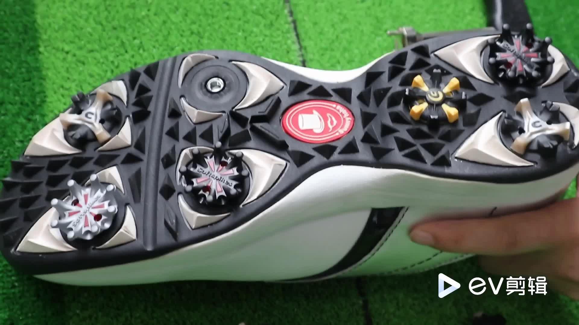 Hot Bán Golf Shoes Spike Champ Đòn Chêm Cao Su Golf Shoes Spike