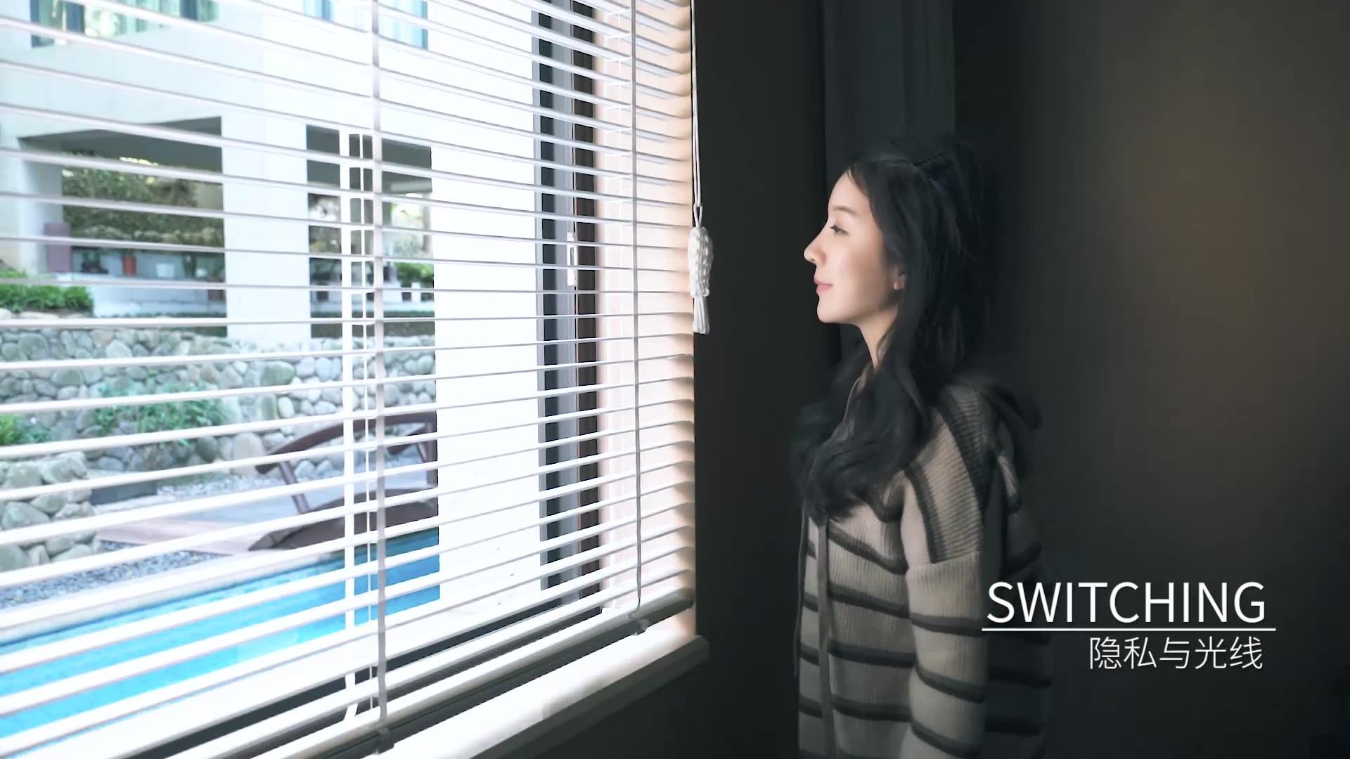 Hande Windows חיצוני תריסי מטע Persianas רכיבי תריסים Pvc חלקי תריסים