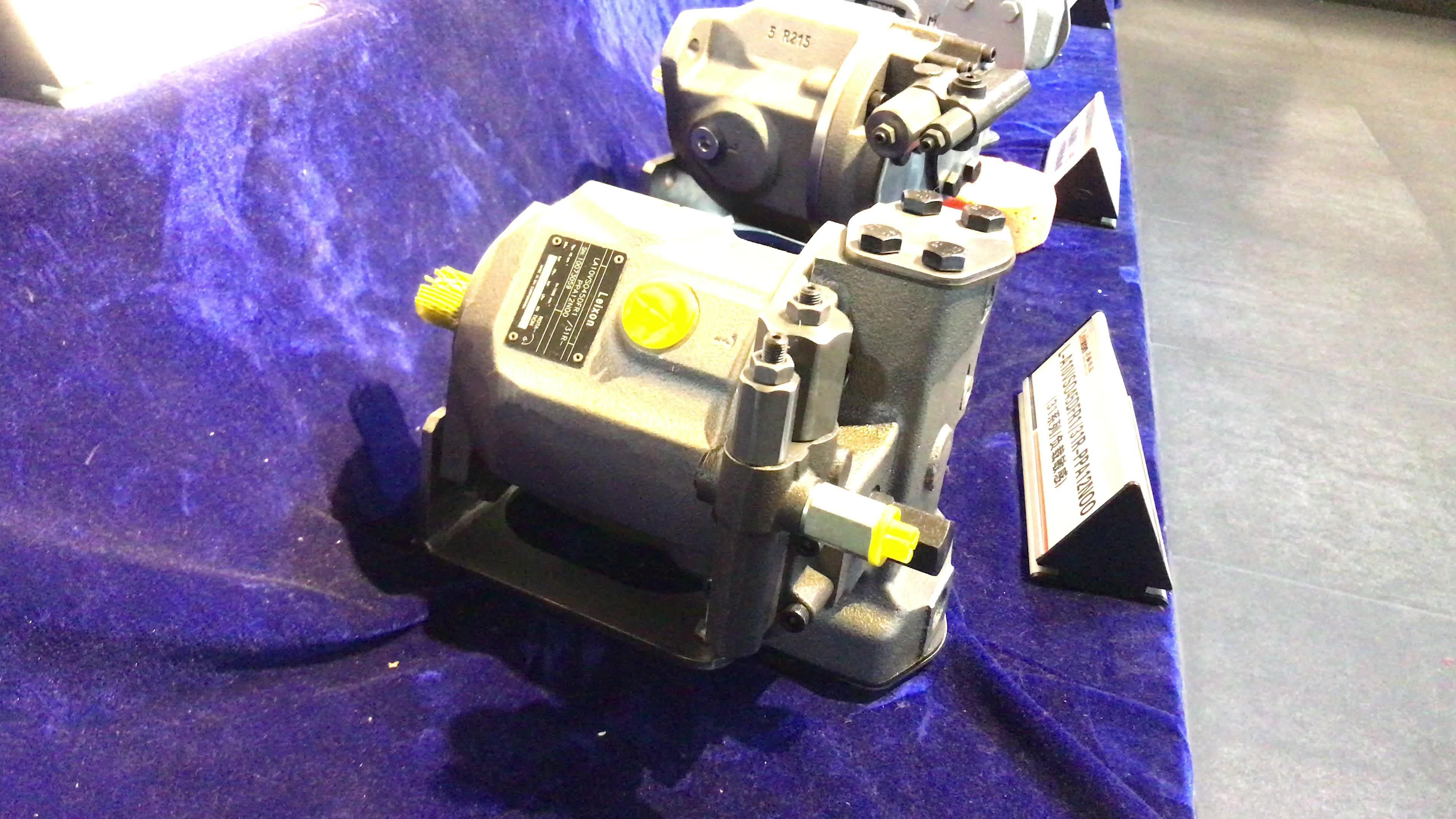 Pompe à piston hydraulique LA10VSO45DFR31RPKC62N00 pompe hydraulique manuelle