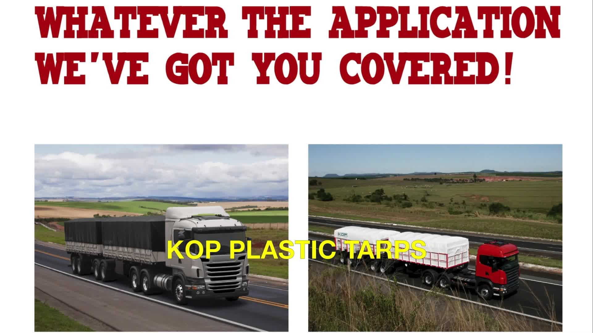 Bache PVC 610gsm Không Thấm Nước Bóng Loáng & Matte Cho Mái Hiên và Xe Tải Bìa