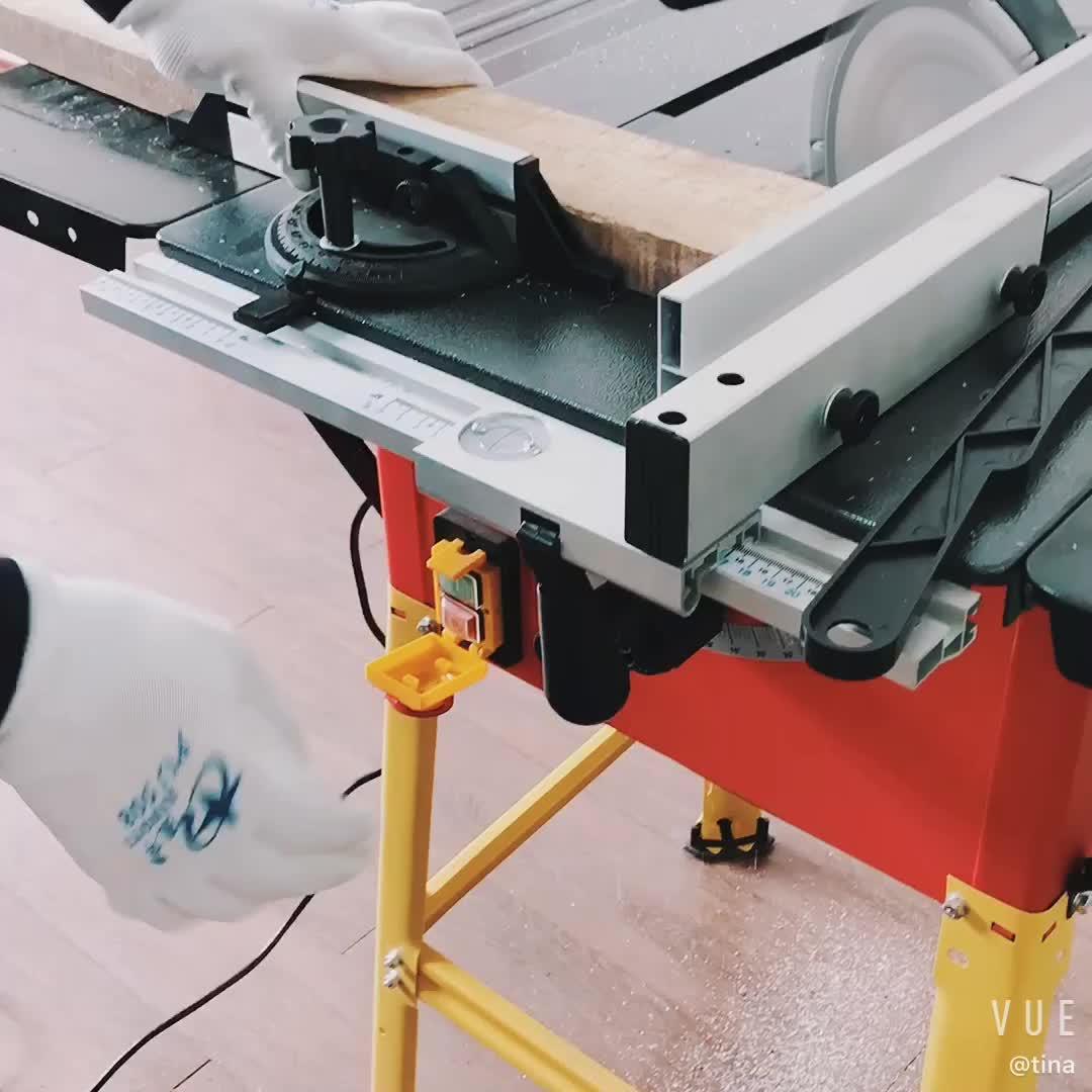 Fabrika En Iyi Fiyat 10 Inç Ahşap Küçük Tezgah MINi Masa Testere