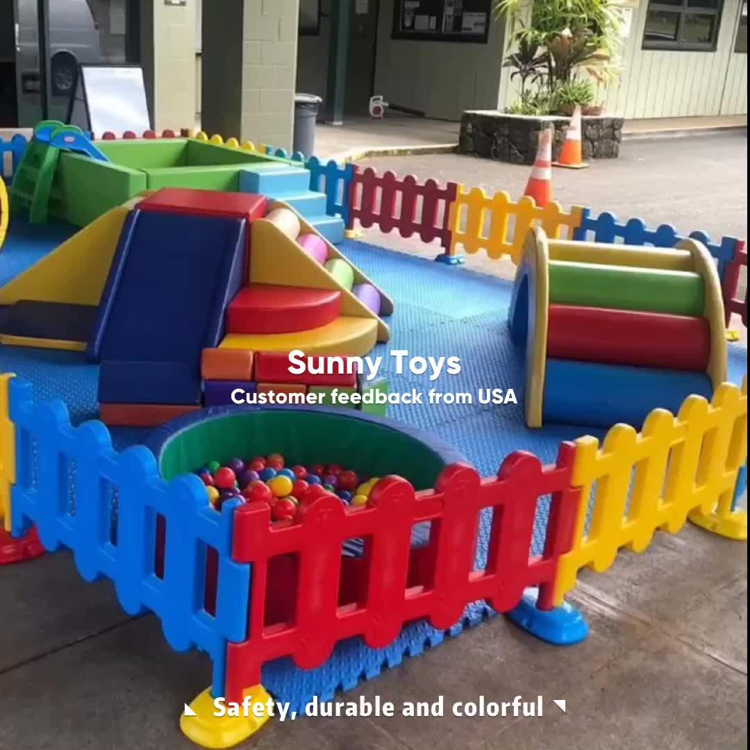 Indoor spielplatz für kinder weiche spielen zentren für indoor spielen raum
