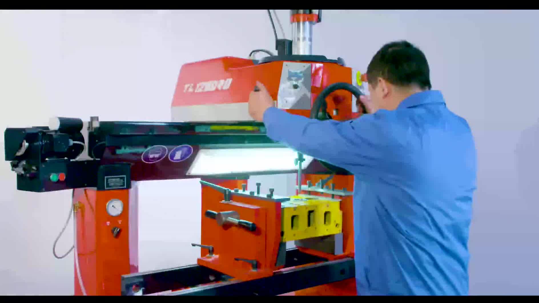Valve seat machine TL120DRO for digital display