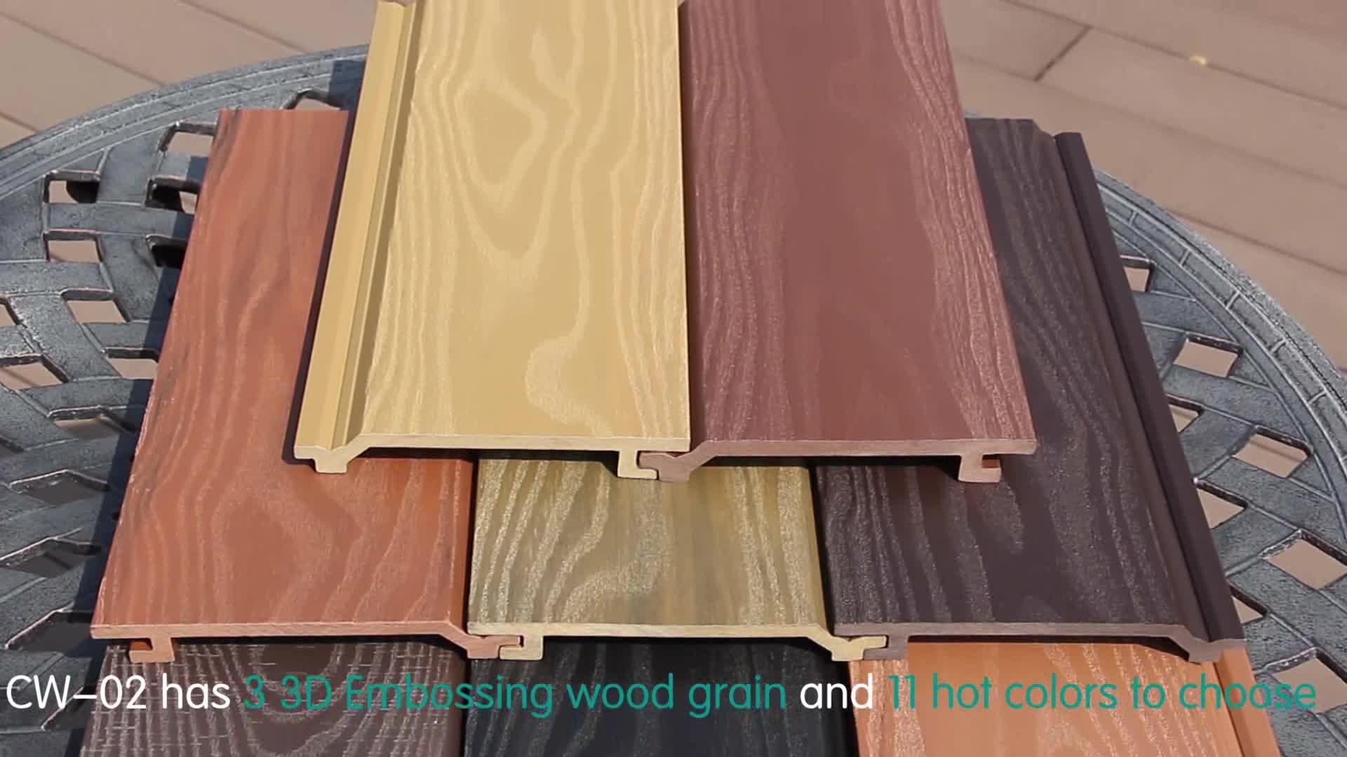 Struktur Baja Prefabhouses Komposit 3d Hiasan Dinding Panel