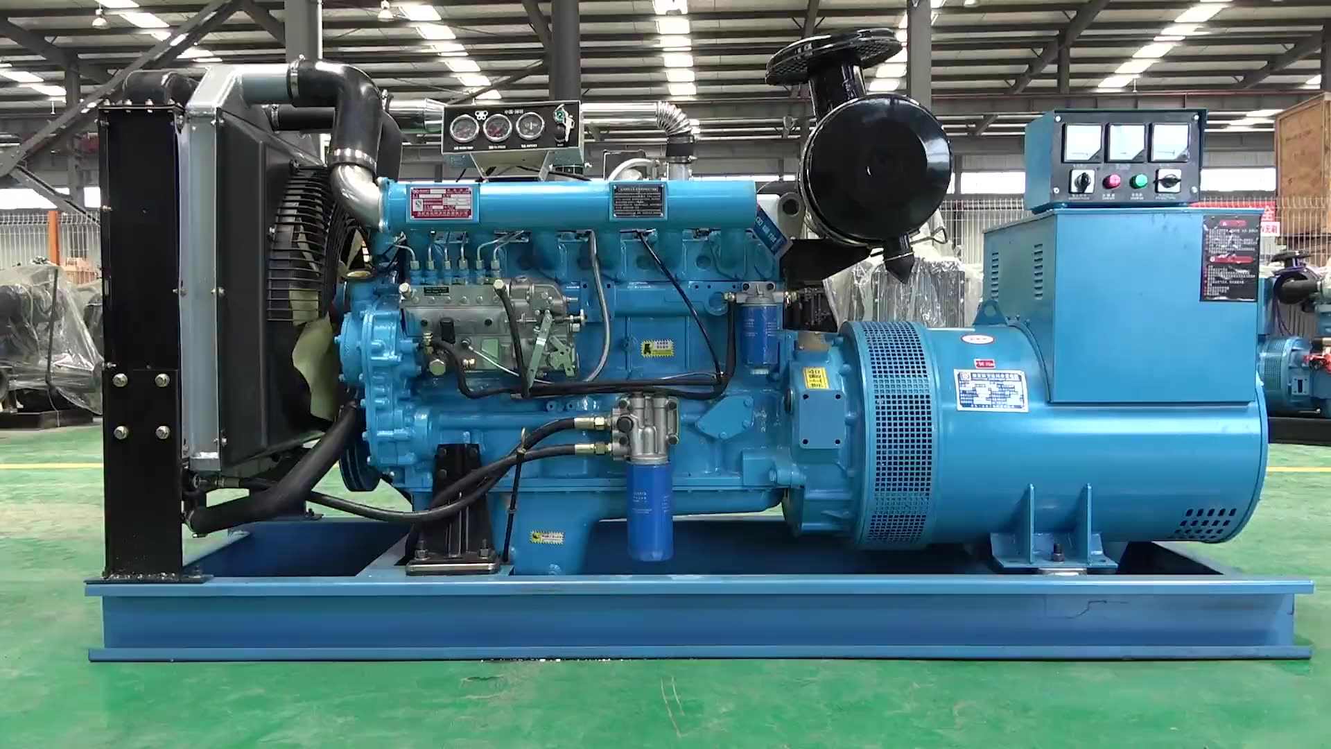 Buon prezzo!!! 125kva 100kw Generatore Diesel Prezzo in India con Quattro di protezione/ATS