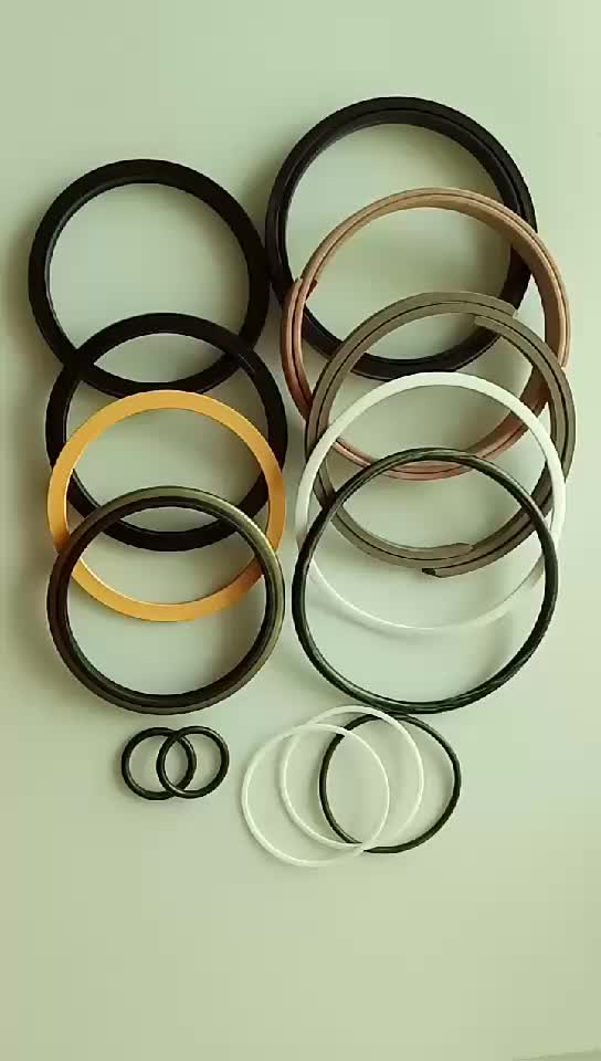 249-6712 seal kit for backhoe loader cylinder 2496712 repair kit