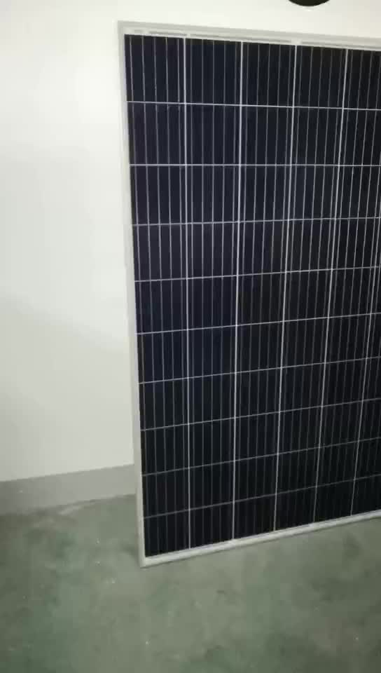 Grade A Polycrystalline Solar Panels 250w Size Price For