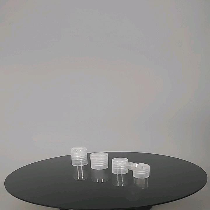 مصنعين مخصص 20/410 24/410 28/410 التجميل البلاستيك رذاذ غطاء زجاجة المسمار الوجه غطاء فوقي