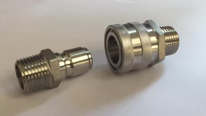 garden hose quick connect fittings