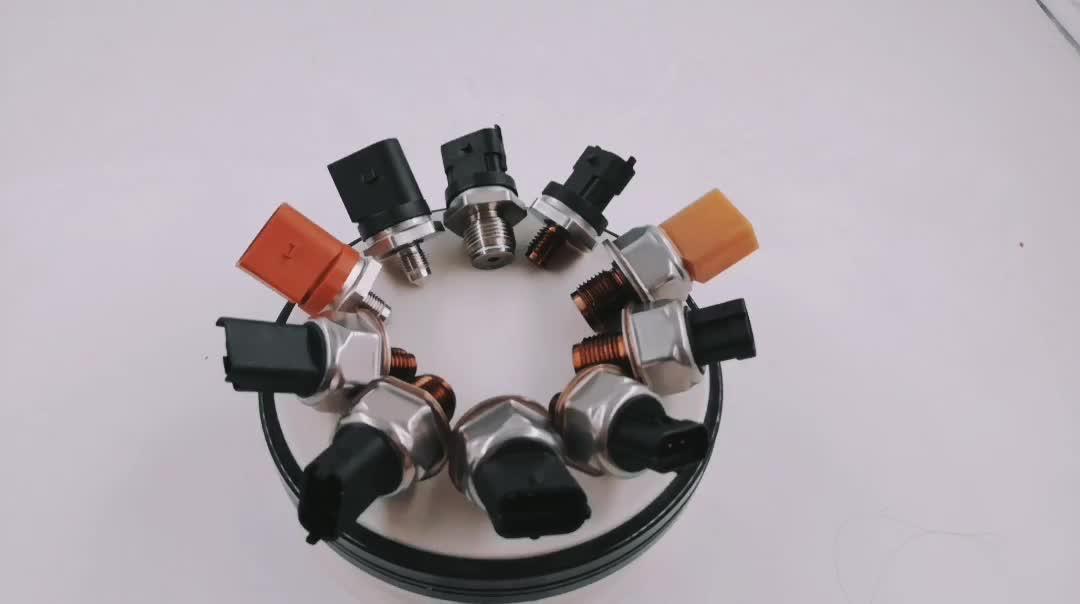 Diesel High Engine For Bosch Auto Fuel Rail Pressure Sensor 0281002864 0281002706 For General Motors