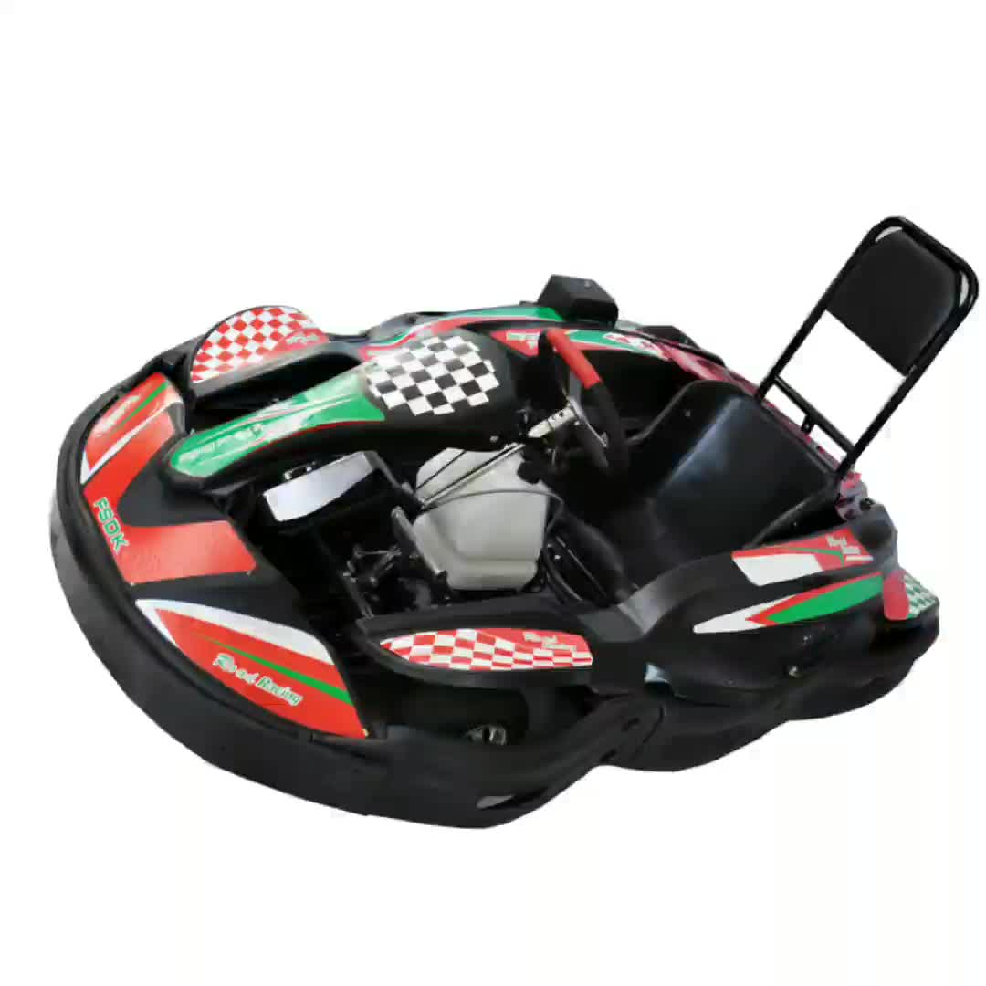 Chinese factory high quality go cart with engine 6.5HP