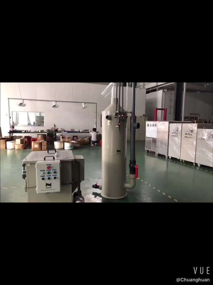 Professionele Leverancier Biofilter Met Eiwitafschuimer En Drum Filter Voor RAS Visteelt