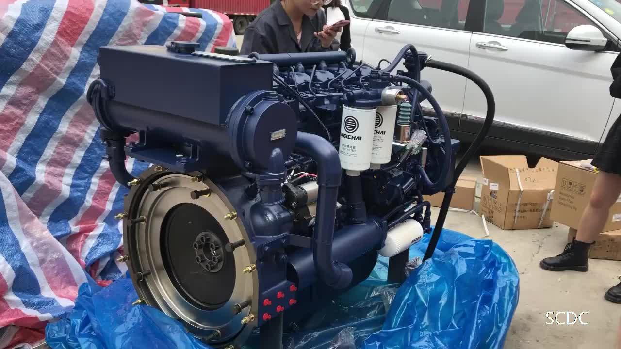 Động Cơ Chính Hàng Hải Chất Lượng Cao Weichai TD226B-3C Động Cơ Diesel